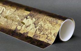 SX-6050 Antique Gold Mirror
